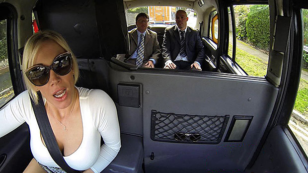 Female Fake Taxi discount